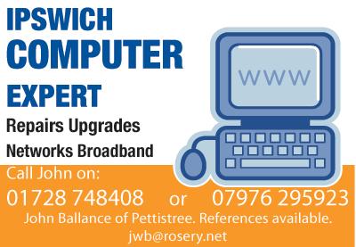 Ipswich computer expert business card reheart Choice Image